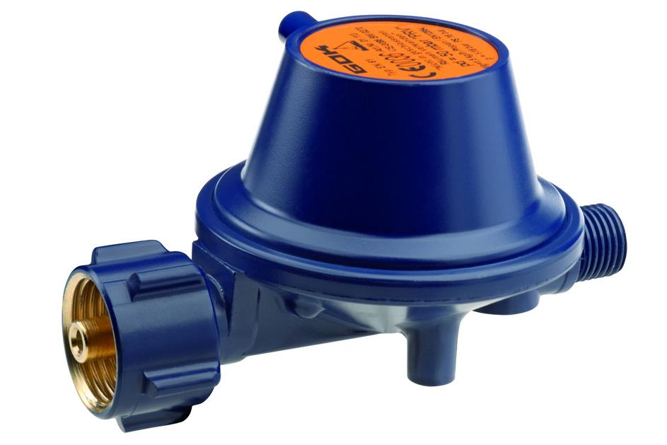 Регулятор давления газа низкого давления